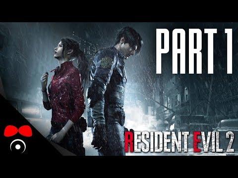 HODINOVÝ OTVÍRÁK! | Resident Evil 2 #1