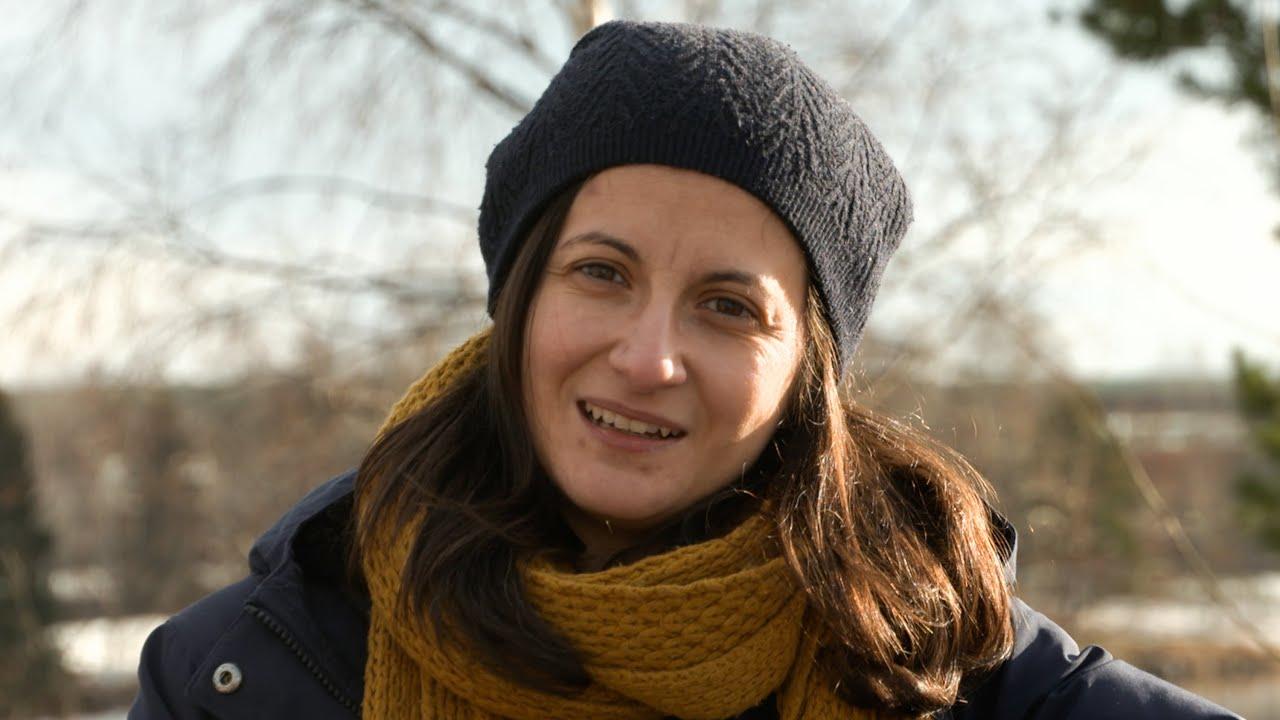 Giovanna Calogiuri om natur og folkehelse
