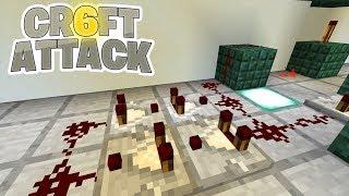 Redstone Flaschenwechsler mit Kondensator! - Minecraft Craft Attack 6 #84 - SparkofPhoenix
