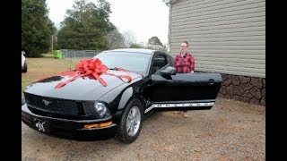 Surprising Children With Their First Car Compilation -  Try Not To Cry Challenge - 2018