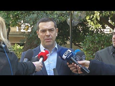 Αλ. Τσίπρας: Ζητώ ψήφο εμπιστοσύνης για να προχωρήσουν οι μεγάλες τομές που έχει ανάγκη ο τόπος