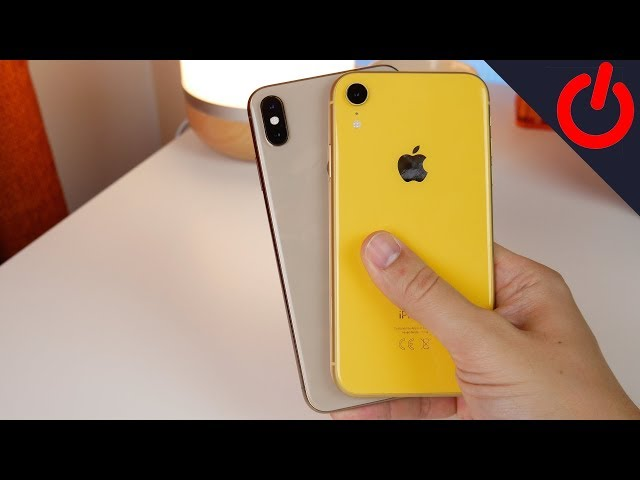 online retailer d6150 3207a Apple iPhone XS vs XS Max vs iPhone XR: What's the difference?