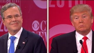 Donald Trump attacks George W. Bush on 9/11, Iraq