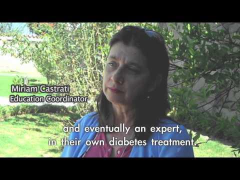 Para cualquier tipo de diabetes necesitan insulina
