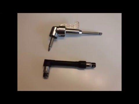 Winkelschrauber vs Winkelschraubervorsatz für Akkuschrauber