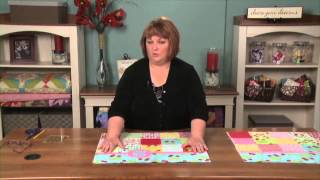 How To Make A Tote Bag Using Charm Packs  |  National Quilters Circle