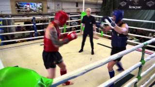 Supremacy Amateur League IV - Jonathan Sundberg vs David Tellin