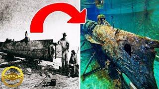10 เหตุการณ์สุดลึกลับของเรือและเรือดำน้ำจากทั่วโลก (ปริศนา)