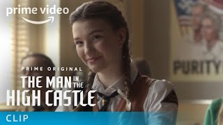 The Man in the High Castle Season 2 - We Pledge Allegiance... I Prime Video