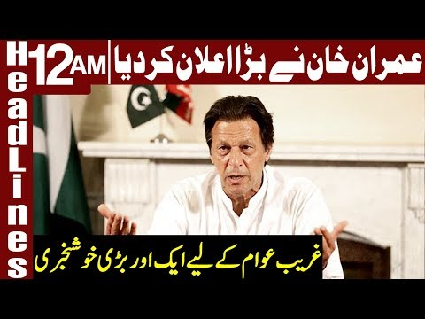 PM Imran Khan takes another Big Decision | Headlines 12 AM | 29 January 2019 | Express News
