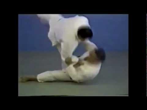 Judo - Yoko-otoshi