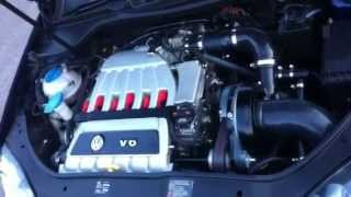 VW Golf R32 Mk5 TRD Supercharged Stage 1