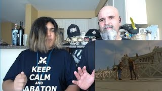 Anthrax - Belly of The Beast REACTION!!!