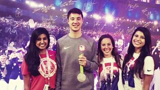 video - George Washington University Master of Sport Management Students at the Rio Olympics 2016