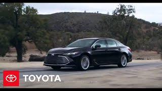 YouTube Video H4VaJOyssDU for Product Toyota Avalon Sedan (5th gen XX50) by Company Toyota Motor in Industry Cars