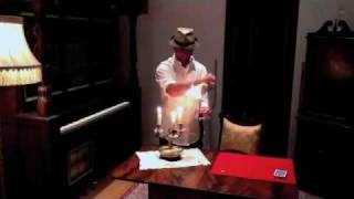 magician test- Stunts by Action Factory
