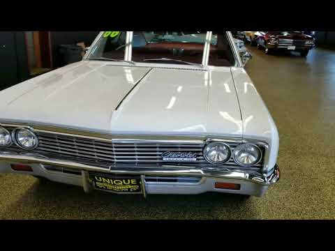 Video of '66 Impala SS    2dr Hardtop - LA0S