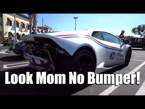 Lamborghini Rear Bumper Delete Mod - Good or Bad?
