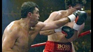Владимир Кличко - Корри Сандерс (ком. Гендлин) Vladimir Klitschko vs Corrie Sanders