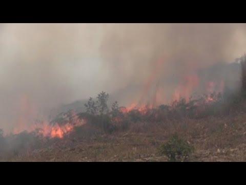 México mide la energía del planeta para atender de manera temprana los incendios-