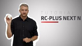 Montage und Einstellung eines Außenbewegungsmelders | RC-plus next N