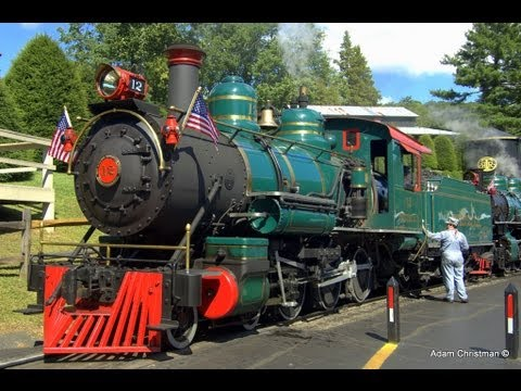 Tweetsie Railroad's Annual Railfan Weekend!