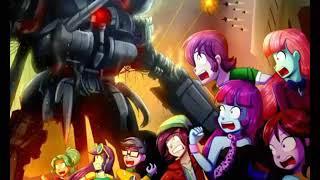 MLP Crossover Part 475 Transformers Part 2 [PMV]