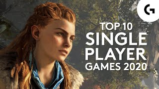 Best Single Player Games To Play On PC In 2020