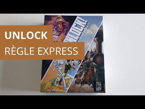 vidéo Unlock