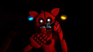 FNAF Sister Location Gameplay SFM Part 2 Funtime Foxy Jumpscare