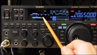 Ham Radio Tutorial - How to set SSB Gain Control