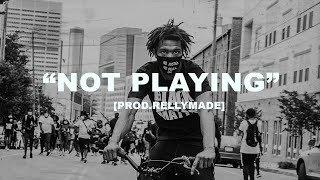 """[FREE] Lil Baby x 42 Dugg Type Beat 2020 """"Not Playing"""" (Prod.RellyMade)"""