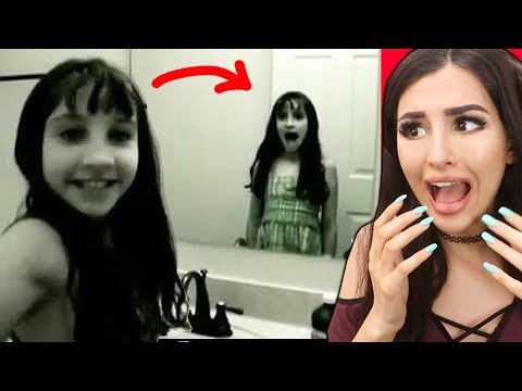 CREEPIEST PHOTOBOMBS... Can you see what's WRONG?