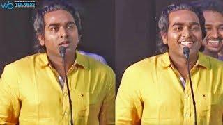 Vijay sethupathi superb speech at Oru Nalla Naal Paathu Solren press meet