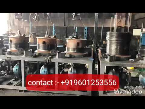 steel wire drawing Machine for HB wire