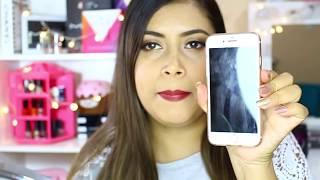 poniendo a prueba maquillaje vogue/#SoyVoguera