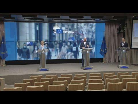 Σαρλ Μισέλ: Πρόκειται για μια ιστορική συμφωνία για την Ευρώπη