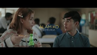 """ALAM KO OFFICIAL MUSIC VIDEO  VIVA RECORDS """"Alam Ko"""" Written by John Roa and Lloyd Oliver Corpuz  Published by Viva Music Publishing Inc.  Produced by John Roa and Nexxfriday  Arranged by John Roa, NJ Ronsairo, Ian San Jose  Recorded by Nexxfriday at Noctune Music  Mixed and mastered by Nexxfriday  Production:  8th Street Cinema  Director: Andrei Antonio Director of Photography: Mark Antonio Writer/Producer/Production Manager: Angela Moreno Suarez Camera works: Karl Montenegro and Jesus Reyes  Talent Caster: Mary Jane Calapatia  Technical producer: Cristobal Bacal  Location Manager:  NJ Ronsairo  CAST CJ Samson Barinaga Chloe Jenna  John Ian Tagnipes  STUDENTS Edda Mae Tumaca LJ Pangilinan Joanne Pareño Via Siobal Rj Loyola Tabagan Steven Maningas Jhen Arellano Arvie Banuelos Khrysslyn James Jeralyn Besa   SPECIAL THANKS TO: CITY COLLEGE OF TAGAYTAY Ms. Heizel of CCT  PAPA DOMS, TAGAYTAY     For VIVA ARTISTS inquiries and bookings, contact VIVA Artist Agency Booking Officer: Ms. Ciela De Los Reyes at email: cdelosreyes@viva.com.ph / mobile #: +63939-925-4275  SUBSCRIBE for more exclusive videos: http://bit.ly/VivaRecordsYT  Follow us on: Facebook: https://www.facebook.com/vivarecords/  Instagram: https://www.instagram.com/viva_records/ Twitter: https://twitter.com/viva_records Spotify: VIVA RECORDS Snapchat: Viva Records"""