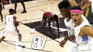 ANKLE BREAKER Had Team STUMBLING! Kevin Porter JR Ejected From Drew League Game!