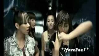 4minute Hyuna Ft. 2ne1 - Change(I don't care MV)