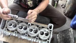 Lada Niva TAIGA 1,7i 4x4 Капитальный ремонт двигателя ВАЗ 21214 Тайга (инжектор .гидрокомпенсаторы)