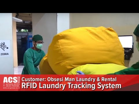 Case Study: Obsesi Man (RFID Laundry Tracking System)