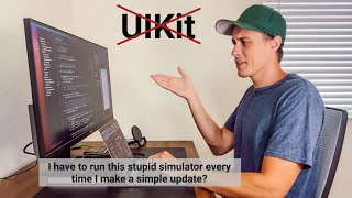 When a SwiftUI developer tries UIKit (feat. tundsdev)