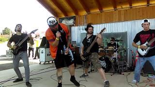 Bog Wraith - Stitches (Live @ Michigan Metal Fest in Battle Creek, MI 8/26/17)