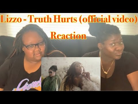 Lizzo - Truth Hurts (official video) |Reaction| Ona&Lina Show