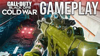 Black Ops Cold War MULTIPLAYER GAMEPLAY & Impressions!