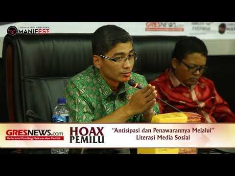 VIDEO: Mengenali Berita Bohong dari Sudut Pandang Hukum
