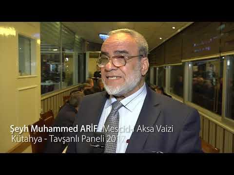 Şeyh Muhammed Arif-Mescid-İ Aksa Vaizi