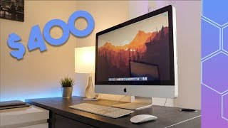 Here's why this $400 iMac is one of the best ever!