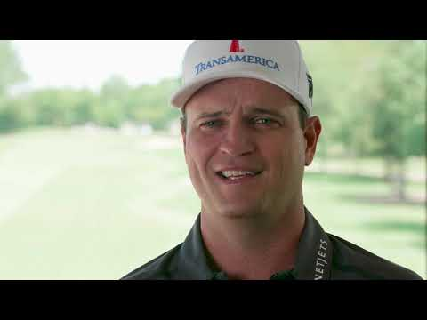 Managing stress with Zach Johnson